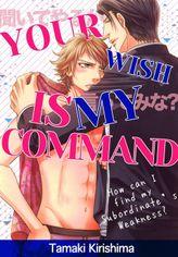 Your Wish is My Command (Yaoi Manga), Volume 1