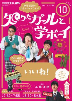 NHKテレビ 知りたガールと学ボーイ 2020年10月号-電子書籍