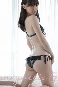 magnetic G 秋山莉奈『美尻Queen』2