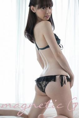 magnetic G 秋山莉奈『美尻Queen』2-電子書籍
