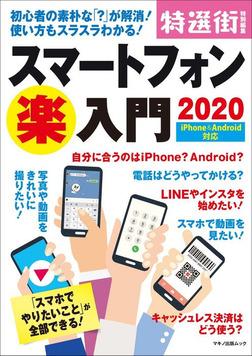 スマートフォン(楽)入門2020-電子書籍
