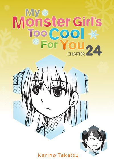My Monster Girl's Too Cool for You, Chapter 24