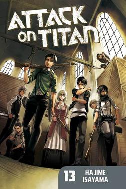 Attack on Titan 13-電子書籍