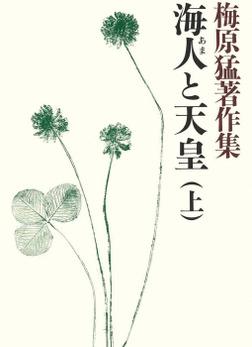 梅原猛著作集3 海人と天皇(上)-電子書籍
