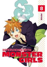 Interviews with Monster Girls Volume 8