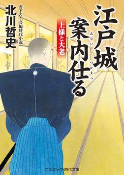 江戸城案内仕る 上様と大老-電子書籍