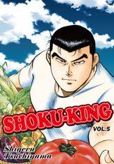 SHOKU-KING, Volume 5