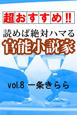 【超おすすめ!!】読めば絶対ハマる官能小説家vol.8一条きらら-電子書籍