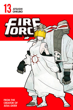 Fire Force Volume 13