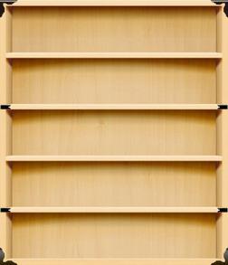 きせかえ本棚 『桐箪笥』 【25冊収納】-電子書籍