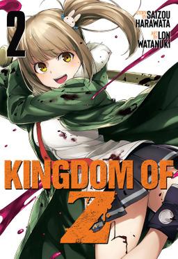 Kingdom of Z Vol. 2