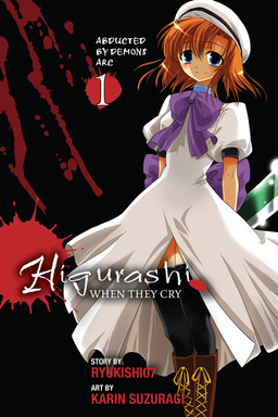 Higurashi When They Cry: Abducted by Demons Arc, Vol. 1