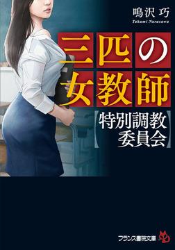 三匹の女教師【特別調教委員会】-電子書籍
