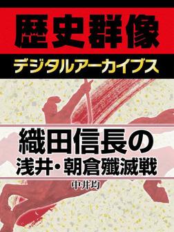 織田信長の浅井・朝倉殲滅戦-電子書籍