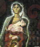 『無限の住人』1巻購入特典本棚デザイン