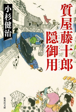 質屋藤十郎隠御用-電子書籍