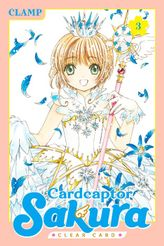 Cardcaptor Sakura: Clear Card Volume 3