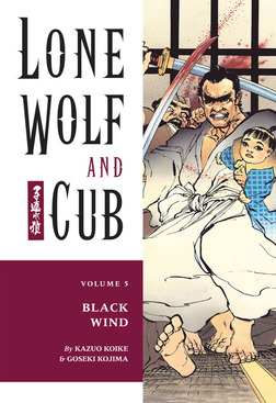 Lone Wolf and Cub Volume 5: Black Wind-電子書籍