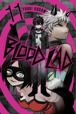 Blood Lad, Vol. 11-電子書籍