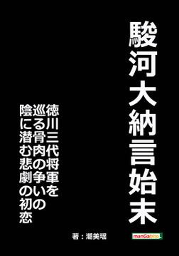 駿河大納言始末 徳川三代将軍を巡る骨肉の争いの陰に潜む悲劇の初恋-電子書籍