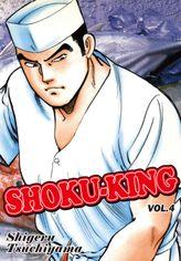 SHOKU-KING, Volume 4