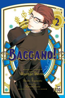 Baccano!, Vol. 2