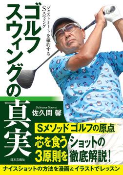 ゴルフ スウィングの真実-電子書籍