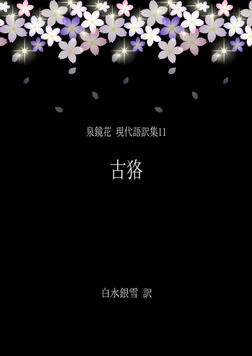 泉鏡花 現代語訳集11 古狢-電子書籍