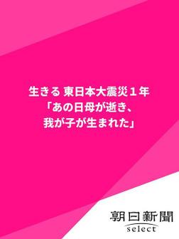 東日本大震災1年 「あの日母が逝き、我が子が生まれた」-電子書籍