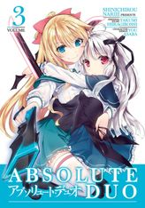 Absolute Duo Vol. 3
