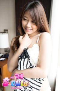 【S-cute】Yui #5 美尻美女の恥じらい