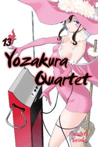 Yozakura Quartet Volume 13