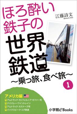 ほろ酔い鉄子の世界鉄道~乗っ旅、食べ旅~ 1【アメリカ編】-電子書籍