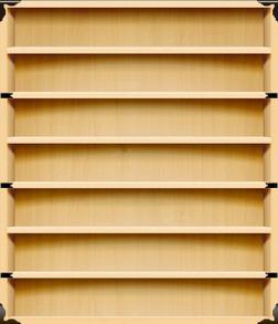 きせかえ本棚 『桐箪笥』 【49冊収納】-電子書籍
