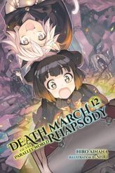 Death March to the Parallel World Rhapsody, Vol. 12