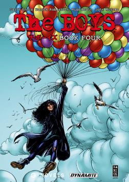 ザ・ボーイズ 4-電子書籍