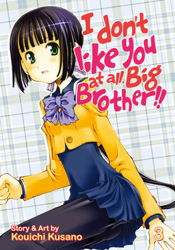 I Don't Like You At All, Big Brother!! Vol. 3