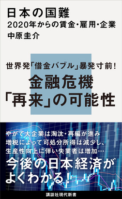 日本の国難 2020年からの賃金・雇用・企業-電子書籍