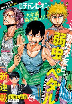 別冊少年チャンピオン2020年11月号-電子書籍