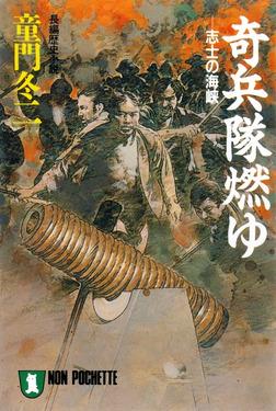 奇兵隊燃ゆ-電子書籍