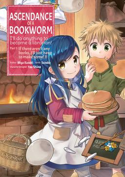Ascendance of a Bookworm  Volume 2