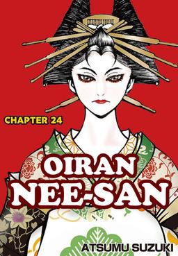 OIRAN NEE-SAN, Chapter 24
