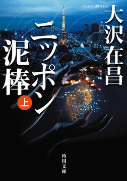 ニッポン泥棒(上)-電子書籍