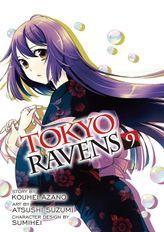 TOKYO RAVENS 9