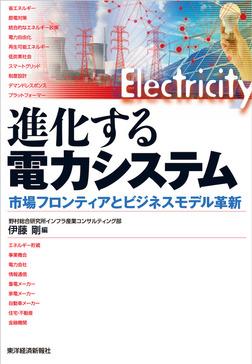 進化する電力システム―市場フロンティアとビジネスモデル革新-電子書籍