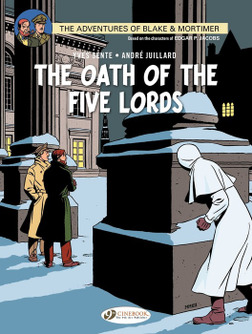 Blake & Mortimer - Volume 18 - The Oath of the Five Lords-電子書籍
