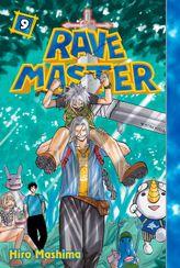 Rave Master Volume 9