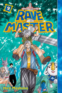 Rave Master Volume 9-電子書籍