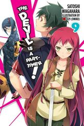 The Devil Is a Part-Timer!, Vol. 9
