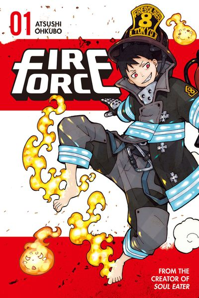 Fire Force Volume 1